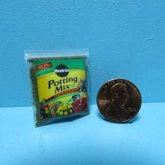 Dollhouse Miniature Replica of Book Home Depot Home Improvements 1-2-3 B083