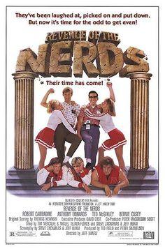 """Date night: Red Hook Moonlight Cinemas """"Revenge of the Nerds"""" - 7/21/2011"""
