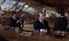 James bond - 007 Interiors