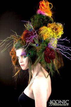 Virgins and Vamps - Nomi Ansari Show - Hair Art NETWORK