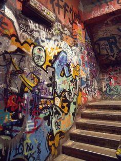 Grafiti art, via Flickr.