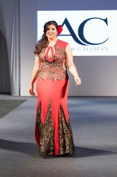 Arthur Caliman - www.arthurcaliman.com.br  Plus Size - Moda Festa - Curvy - Vestidos de Festa