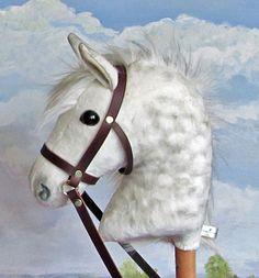 Smaller dapple grey hobby horse.