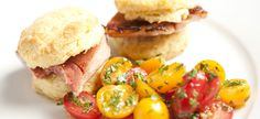 Buttermilk Biscuit Recipe- Chef Carrie Mashaney