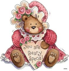 blessings images | cute bear printable #TeddyBearandotherCuteStuffs
