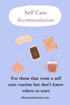 Want to start a self care routine but unsure where to start? I've shared some great ideas to add to your self care package so you can chill at a moments notice. Keep reading for all the recommendations......some you may already have! Wellness Quotes, Wellness Fitness, Wellness Tips, Health And Wellness, Wellness Activities, Wellness Center, Self Care Routine, Health Tips, Healthy Lifestyle