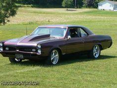 1967 Pontiac GTO pro street