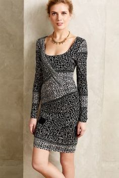 Plenty by Tracy Reese Brinton Dress #anthropologie #anthrofave