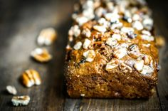 Banana Pecan Loaf Bread Recipe