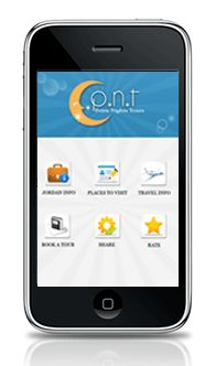 iPhone & Android #App to browse tour packages and book them directly from the mobile..