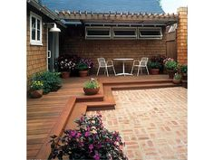 Deck Ideas - Home and Garden Design Ideas