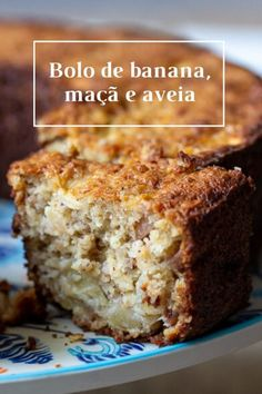 Banana Bread Recipes, Cake Recipes, Easy Cooking, Cooking Recipes, Snack, Yummy Cakes, Food Network Recipes, Love Food, Food Porn