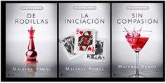 Maig 2015: Trilogia Venganza / Malenka Ramos