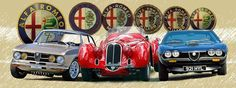 Alfa Romeo Color Codes
