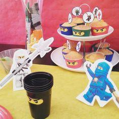 Un anniversaire de Ninjago (7 ans)
