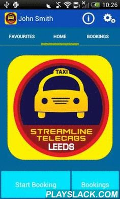 Streamline-Telecabs (Leeds)  Android App - playslack.com , The quickest way to book a Hackney Carriage (Black & White) taxi in the Leeds area. Streamline Telecabs free android app allows you to book a taxi directly into our system, no need to wait for the operator to answer the phone and take your booking. Once you have registered on our system, you can make a booking within seconds.You can:-• Make a booking for now or in the future.• Check your taxi's status• Cancel your booking• Find…