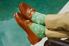 Dapper Classics Made in USA socks