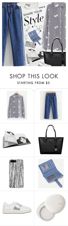 """""""Casual Style"""" by pokadoll ❤ liked on Polyvore featuring GESTALTEN, MICHAEL Michael Kors, Valentino and lilah b."""