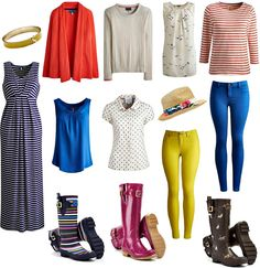 GlossyBlonde thinks April Showers Bring May Flowers.. and we tend to agree! http://www.glossyblonde.com/2014/04/joules-rain-boots-wish-list-spring.html#more-5892