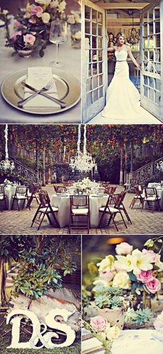 Seriously perfect wedding.