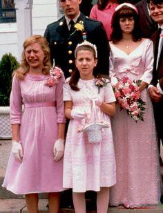Shot-gun wedding! Best wedding photo, ever... :P