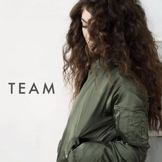 """""""Team"""" - Lorde (Sorry...I tapped the wrong board so I really meant to put it on this one)"""