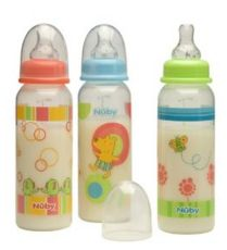 I love these cute Nuby bottles!! #Nuby