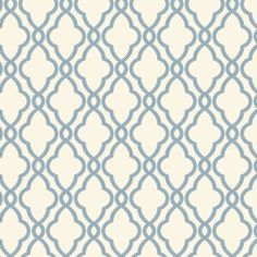 Showcasing a classic trellis motif, this peel-and-stick wallpaper brings a stylish touch to any room. Make a chic statement on an accent wall, or let it add ...