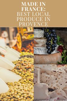 Home to a variety of delightful local produce, Provence is a brilliant spot for not only sightseeing but also, experiencing an array of different flavours. French Riviera, Cool Places To Visit, The Locals, Provence, The Good Place, Food And Drink, Walking, Europe, France
