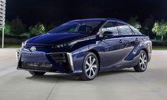 Toyota Working on Cheaper Hydrogen Car http://www.autotribute.com/44002/toyota-working-on-cheaper-hydrogen-car/ #NoGas #HydrogenCar #FCV