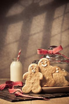 gingerbread cookies ☆