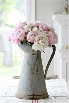 Friday Florals – The Peony | la salle design blog
