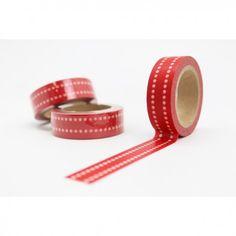 Cinta adhesiva Washi Tape 15mm x 10 metros DS-140