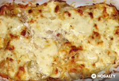 Cheesy pork chops baked in sour cream Clean Recipes, Pork Recipes, Diet Recipes, Healthy Recipes, Breakfast Lunch Dinner, Breakfast Recipes, Hungarian Recipes, Special Recipes, Ketogenic Recipes