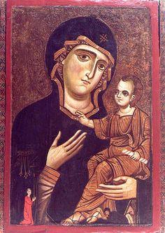 Icona della Madonna della Madia