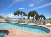 Regency on the Beach - Sparkling Swimming Pool - Palm Beach Gold Coast Apartments