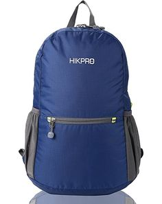 Hikpro 20L - The Most Durable Lightweight Packable Backpack 5cbbce2467ea4