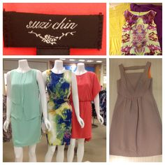 A new $500 dress wardrobe from Suzi Chin! Enter now for your chance to win! #belk125
