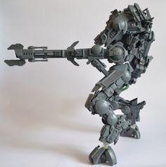 Tau Titan Kitbash