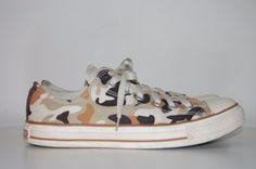 Men's Converse Chuck Taylor ALL STAR Desert Camo Lo Top 7  #Converse #AthleticSneakers