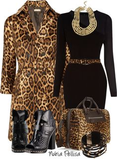 """LBD"" by nuria-pellisa-salvado ❤ liked on Polyvore"