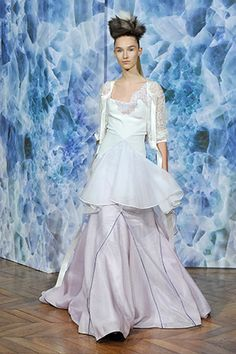 Alexis Mabille Haute Couture Fall Winter 2014-2015, look 8. www.alexismabille.com