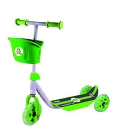 Stiga USA Kids 3-Wheel Scooter by Stiga. $49.00. The Stiga USA Kids 3-Wheel Scooter is the perfect beginners kick scooter. It features a robust steel construction with 3 wheels that makes it extra stable for young children. This scooter is suitable for ages 3+ and riders with a max weight of 44 lbs. Your little one will love to get scootin with the Stiga USA Kids 3-Wheel Scooter.. Save 47% Off!