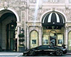 Lamborghini Mercy. Black on Black. BOSS or NOT?