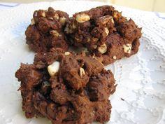 Chunky Chocolate Cookie Recipe