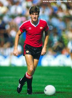 Norman Whiteside: Northern Ireland.