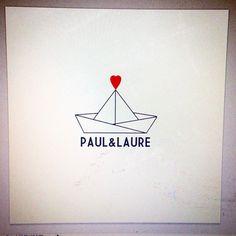 Mariage breton simple et efficace#fairepart#mariage#wedding#bretagne#lespetitesfusees#fairepartmariage