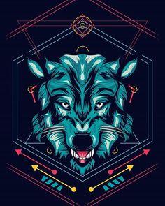 Vandy Muhammad (@vandy_.m) • Instagram photos and videos Wolf Illustration, M Instagram, Muhammad, Werewolf, Predator, Mammals, Beast, Wildlife, Silhouette