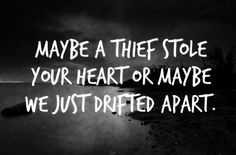 Love everything about this line: how it's sung and its melody. From one of my favorite Killers songs.  The Way it Was - The Killers
