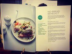 Joe Wicks No-Bread Benedict   Protein & Spinach